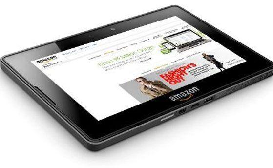 Планшет від Amazon буде дешевшим за iPad