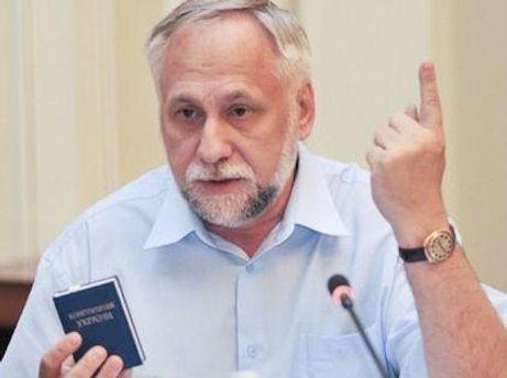 Юрия Кармазина выгнали с заседания Тимошенко