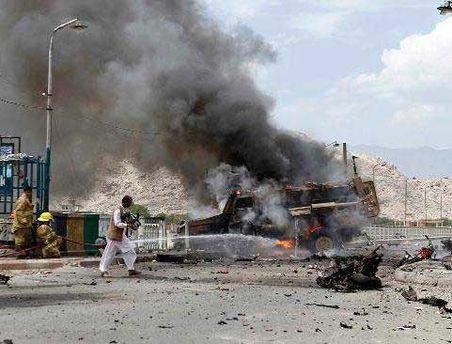 Взрыв унес жизни 11 детей
