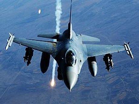 Ирак закупил 18 истребителей F-16