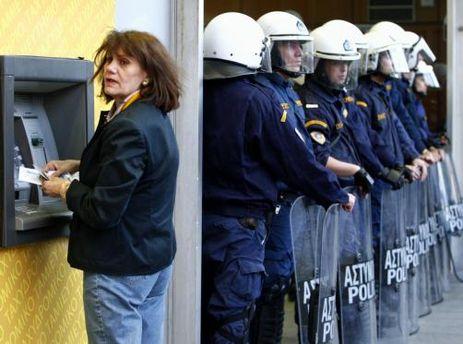 Греция пытается выйти из долгового кризиса