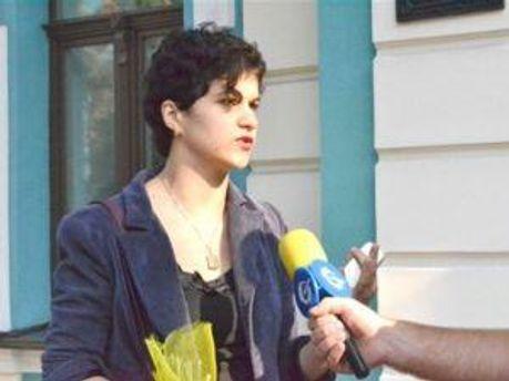 Скандальна Дарина Степаненко