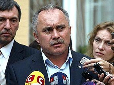 Адвокат Александр Плахотнюк