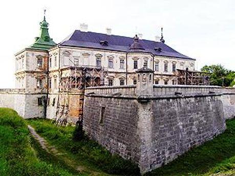 Подгорецкий замок хотят превратить в резиденцию власти