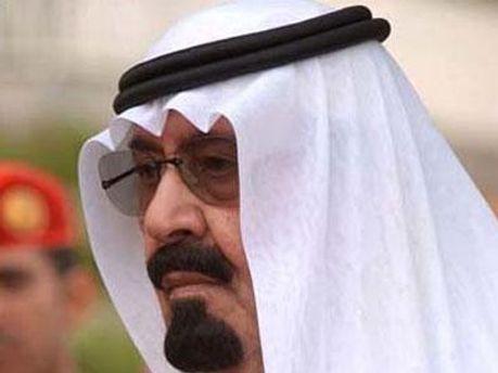 Король Саудівської Аравії Абдалла