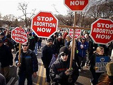 Еще в одном штате Мексики запретили аборты