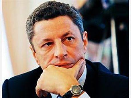 Міністр енергетики і вугільної промисловості Юрій Бойко