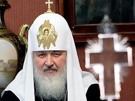 Патриарх Кирилл побывает на Западе Украины