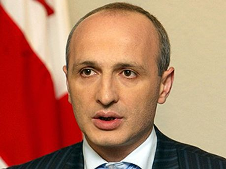 Министр внутренних дел Грузии Вано Мерабишвили
