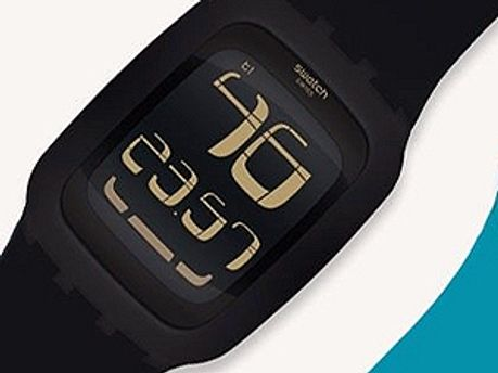 """Годинник """"Swatch Touch"""""""