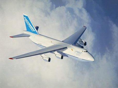 Літак Ан-124