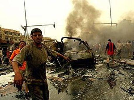 18 людей стали жертвами вибуху