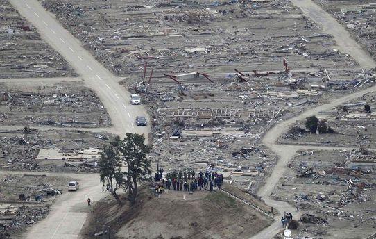 Правительство разрешило жителям вернуться на часть разрушенных земель
