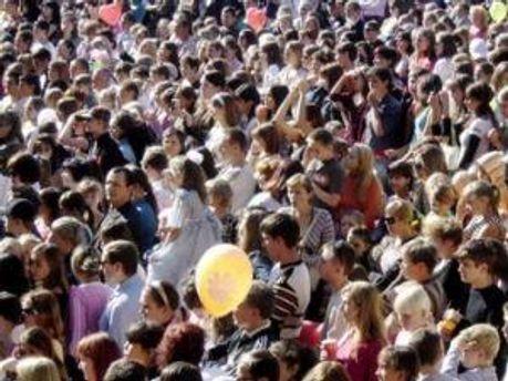 Населення Землі збільшується