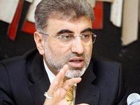 Міністр енергетики і природних ресурсів Туреччини Танер Йилдиз