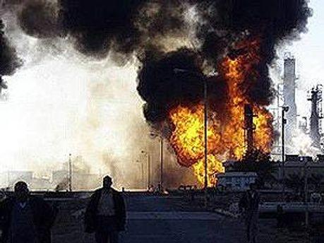 Причина взрыва - утечка газа