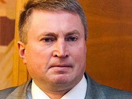 Оппозиционный белорусский политик Дмитрий Усс