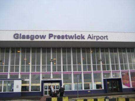 Пристрій мав паролі до деяких служб аеропорту