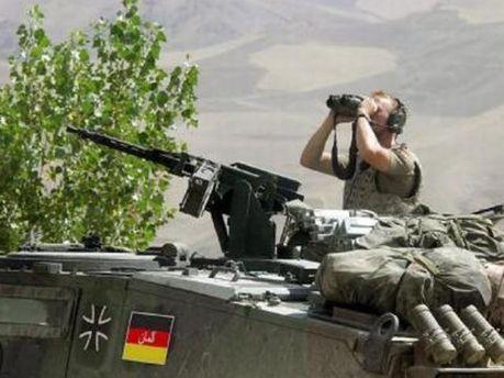 Германия потратила 17 млрд на войну против талибов