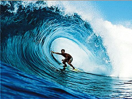 Серфінгу навчатимуть професійно