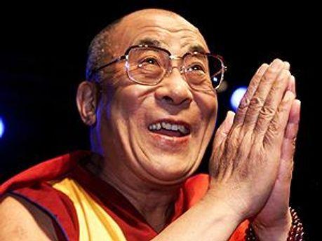 Далай-лама не їде в ПАР