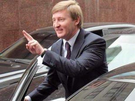Рінат Ахметов - власник найбагатшої компанії