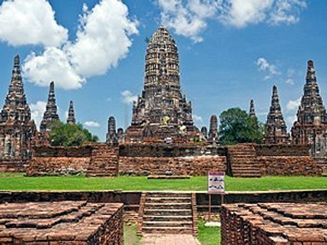 Храмовий комплекс Чайваттханарам