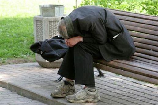 В этом году удалось зарегистрировать более 2 тысяч бездомных