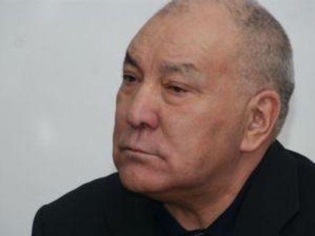Газіз Алдамжаров