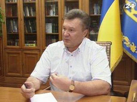 Янукович считает прочными отношения с Грецией