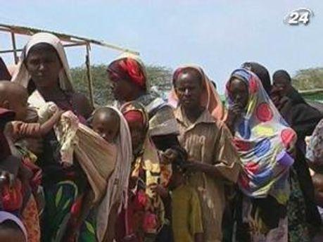 Жертвами голоду стали вже десятки тисяч чоловік