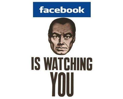 Facebook підозрюють у стеженні за користувачами