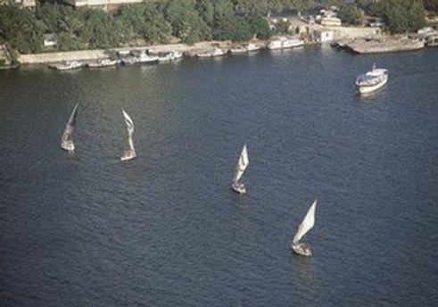 В Ниле близ Эдфу затонул катер