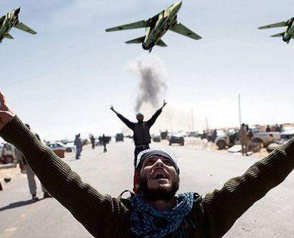 НАТО завершает операцию в Ливии