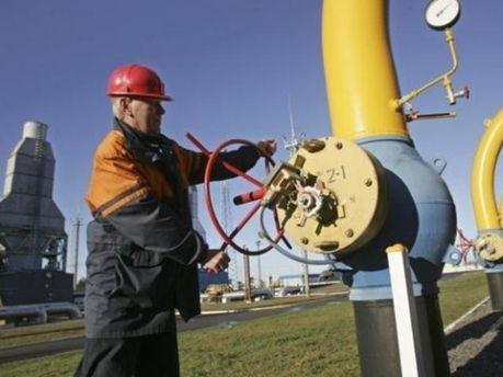 Газосховища закачують газом