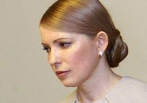 Юлии Тимошенко плохо