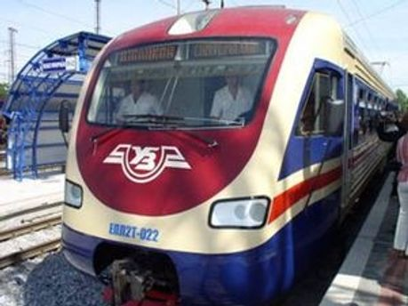 Нові локомотиви закуплять в Грузії