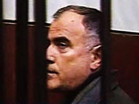 Алексей Пукач в зале суда