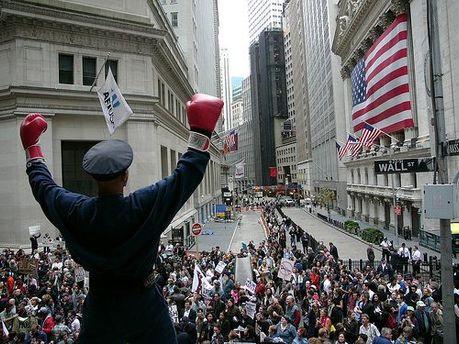 Американці окупують Волл-стріт
