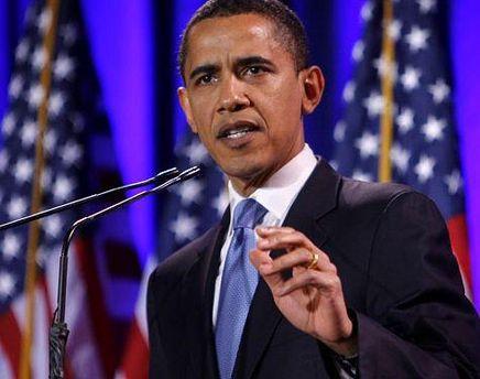 Барак Обама признал, что американская экономика пошатнулась