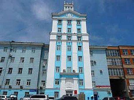 Будівля Міської думи Владивостоку