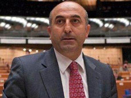 Президент Парламентской Ассамблеи Совета Европы Мевлут Чавушоглу