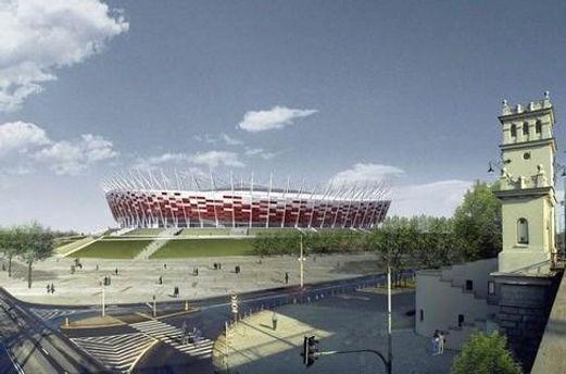 Польше осталось открыть только стадион в Варшаве