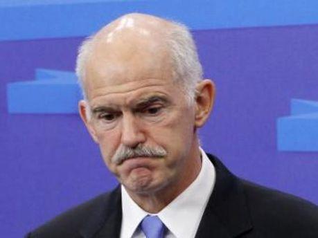 Георгіоса Папандреу чекає ще одне важке рішення