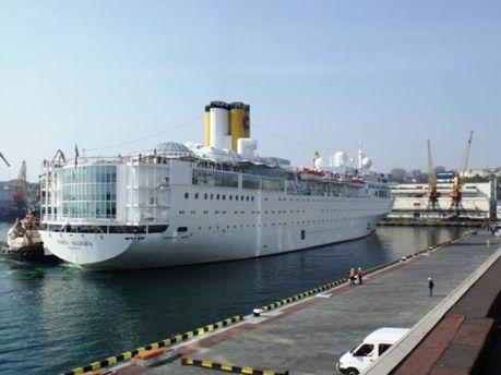 Пасажирський порт