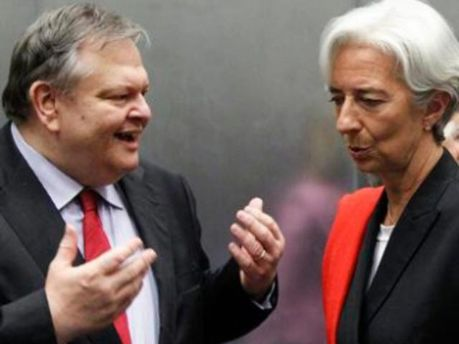 Евангелос Веніцелос намагається переконати МВФ