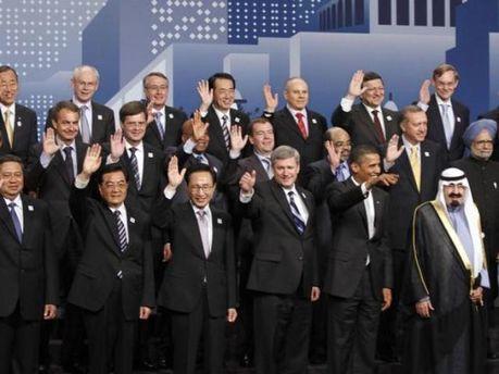 G20 соберется в Каннах