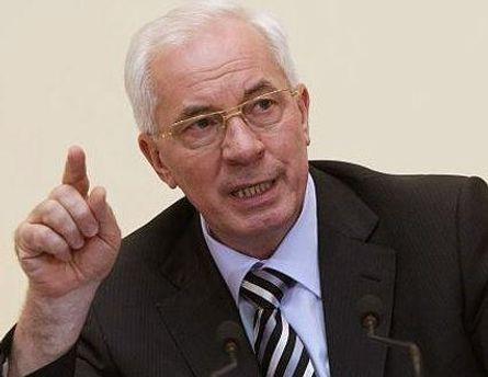 Азаров не бачить сенсу в угоді про асоціацію без перспективи вступу до ЄС