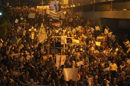 У Єгипті різко загострився конфлікт між християнами та мусульманами