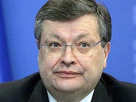 Міністр закордонних справ Костянтин Грищенко